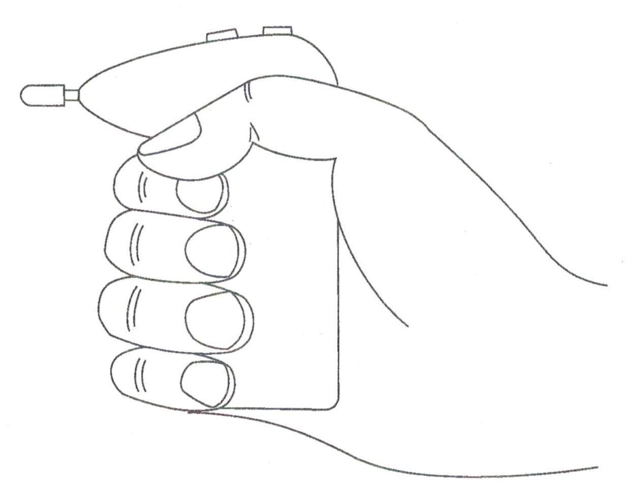Instructions On Application Of The Vibration Massage Device Su Jok